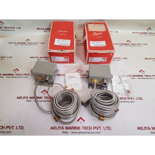 Danfoss kps80 pressure switch and thermostat