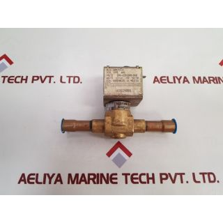 Alco Controls Ams Solenoid Valve With Coil