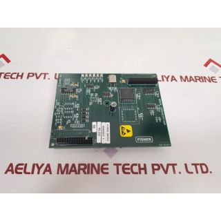 Fisher w48062x0012 a serial communications board