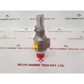Vyc pn-25 safety relief valve 14408